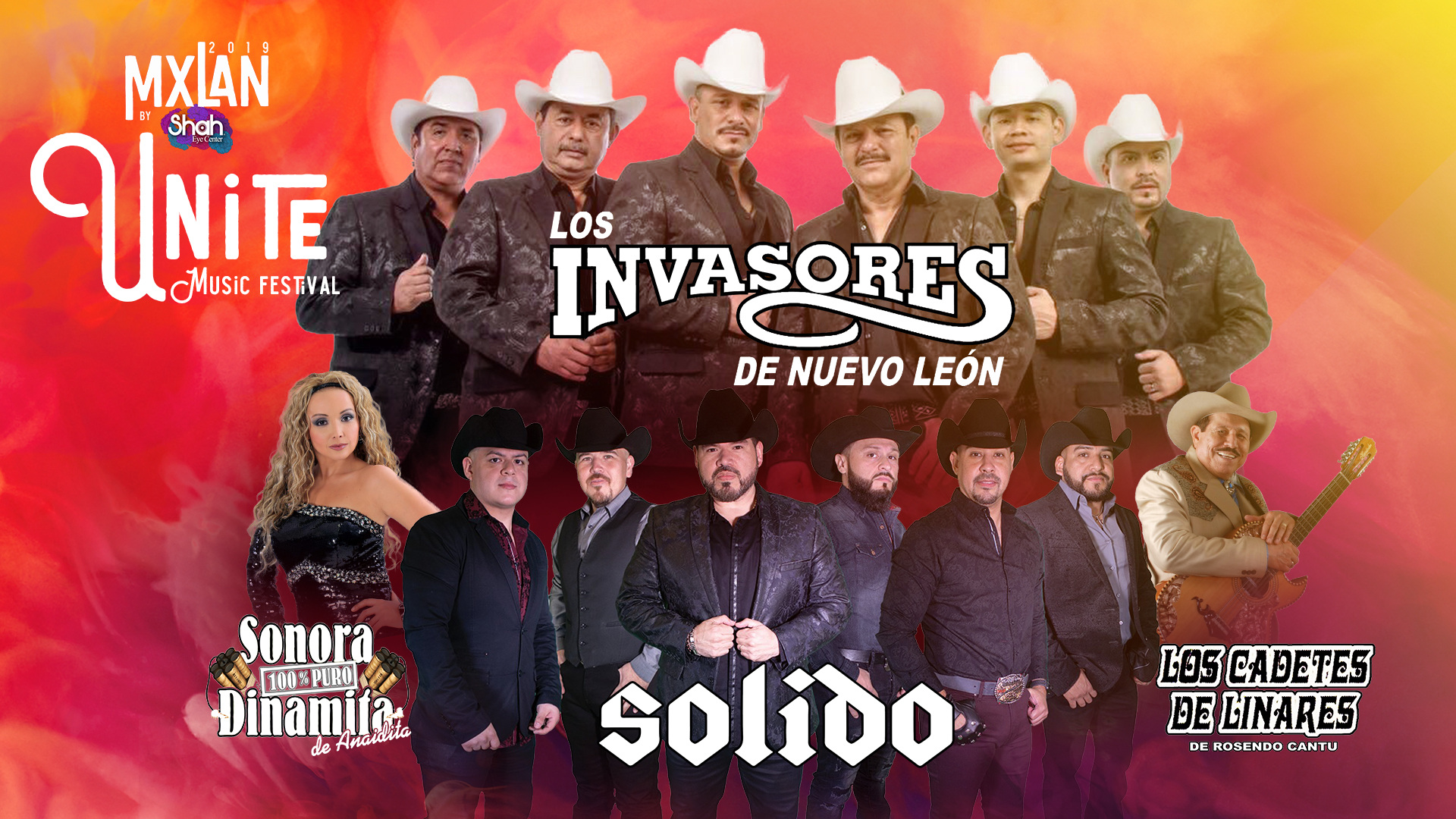 mxlan unite music festival concerts mcallen festival border music calenda parade vacation texas san antonio south padre island